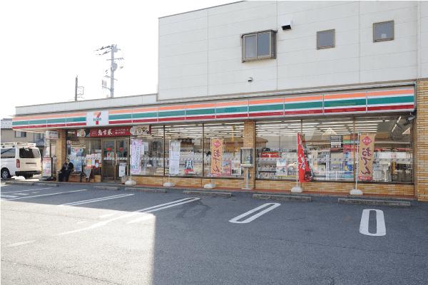 セブンイレブン千葉畑町店