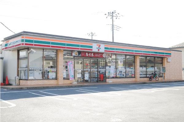 セブンイレブン検見川東店
