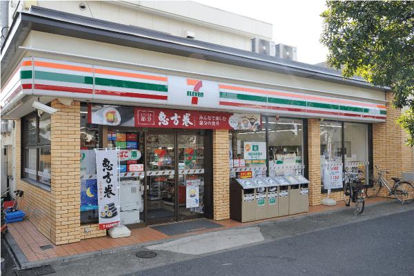 セブンイレブン千葉真砂店