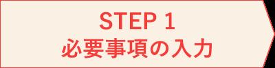 STEP 1 必要事項の入力